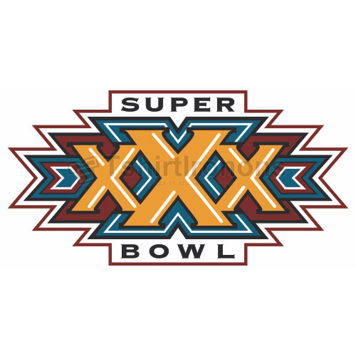 Super Bowl T-shirts Iron On Transfers N791