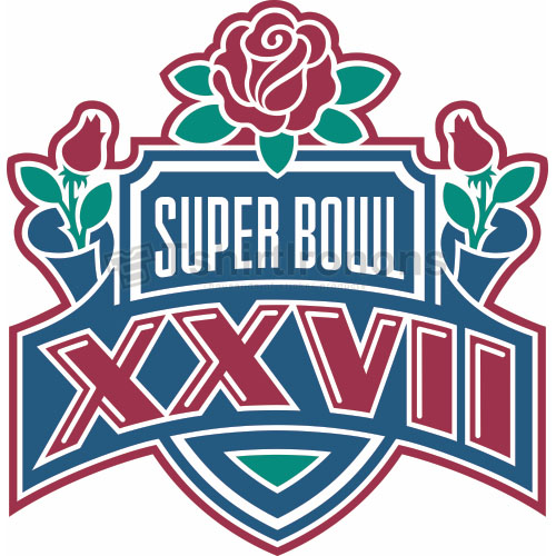 Super Bowl T-shirts Iron On Transfers N794