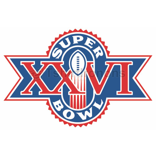 Super Bowl T-shirts Iron On Transfers N795