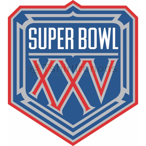 Super Bowl T-shirts Iron On Transfers N796