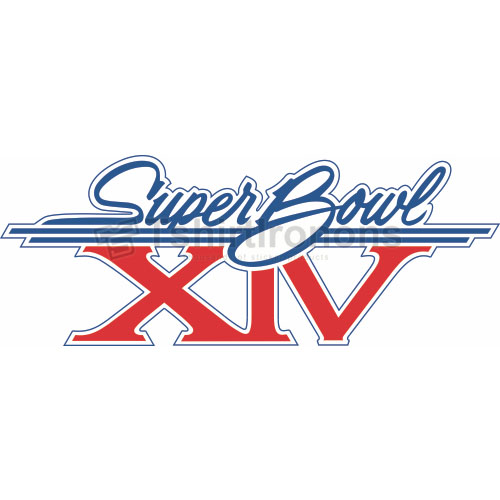 Super Bowl T-shirts Iron On Transfers N807