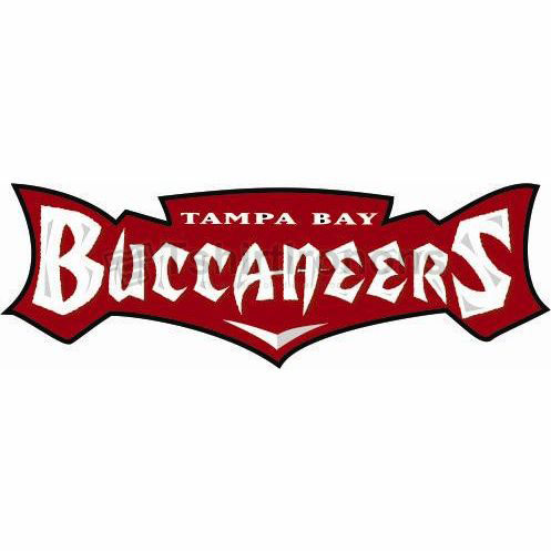 Tampa Bay Buccaneers T-shirts Iron On Transfers N822