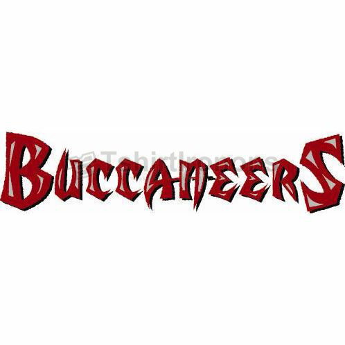Tampa Bay Buccaneers T-shirts Iron On Transfers N823
