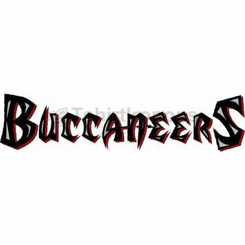 Tampa Bay Buccaneers T-shirts Iron On Transfers N824