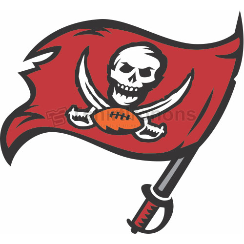 Tampa Bay Buccaneers T-shirts Iron On Transfers N825