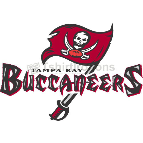 Tampa Bay Buccaneers T-shirts Iron On Transfers N827