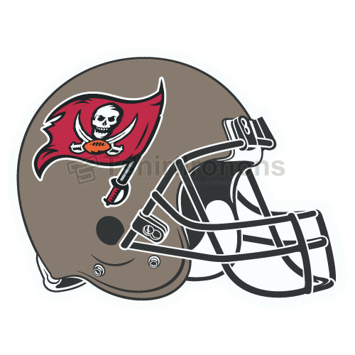 Tampa Bay Buccaneers T-shirts Iron On Transfers N829