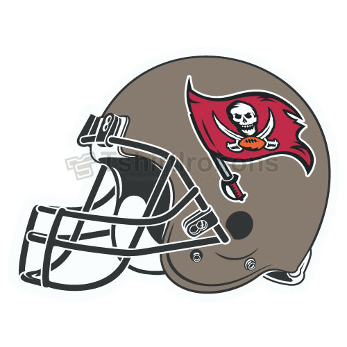 Tampa Bay Buccaneers T-shirts Iron On Transfers N830