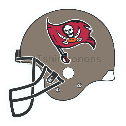 Tampa Bay Buccaneers T-shirts Iron On Transfers N832