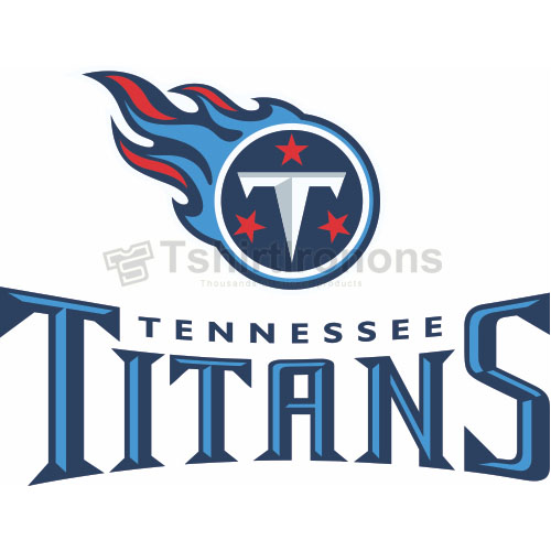 Tennessee Titans T-shirts Iron On Transfers N835