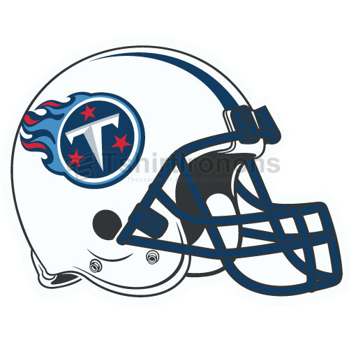 Tennessee Titans T-shirts Iron On Transfers N838