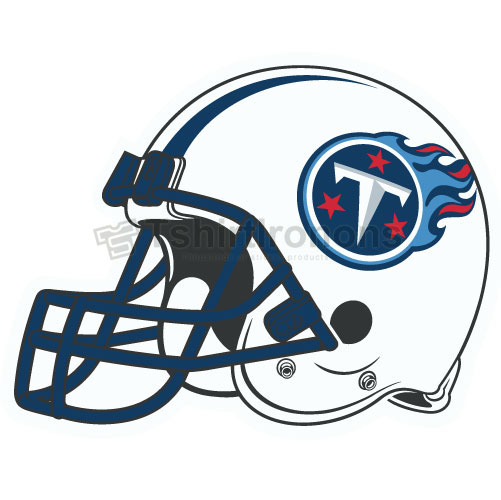 Tennessee Titans T-shirts Iron On Transfers N839