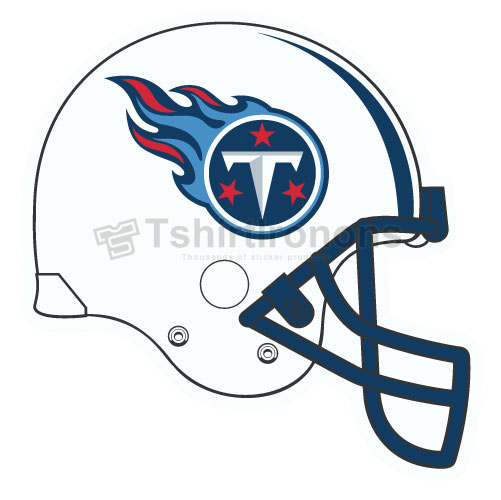 Tennessee Titans T-shirts Iron On Transfers N840