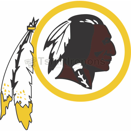Washington Redskins T-shirts Iron On Transfers N844