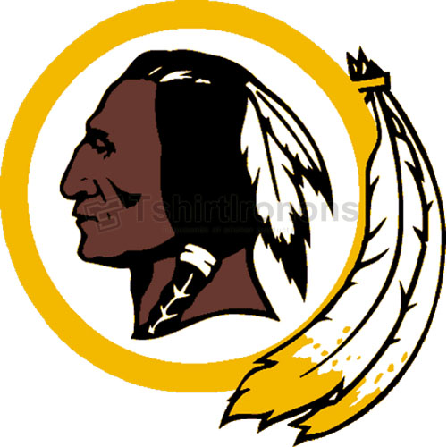 Washington Redskins T-shirts Iron On Transfers N849