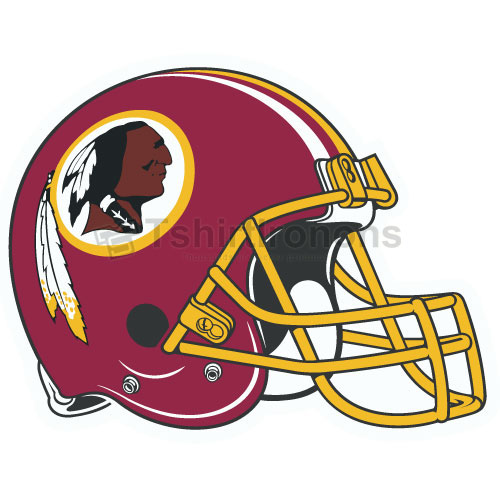 Washington Redskins T-shirts Iron On Transfers N852