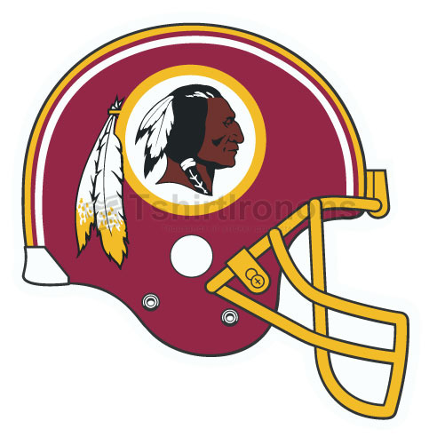 Washington Redskins T-shirts Iron On Transfers N854