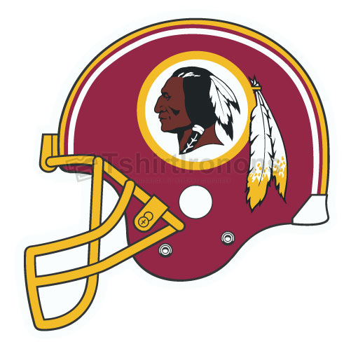 Washington Redskins T-shirts Iron On Transfers N855