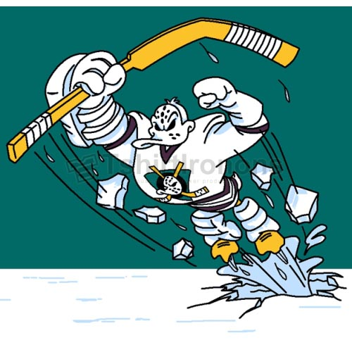 Anaheim Ducks T-shirts Iron On Transfers N59