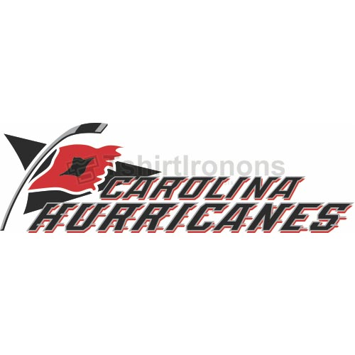 Carolina Hurricanes T-shirts Iron On Transfers N106