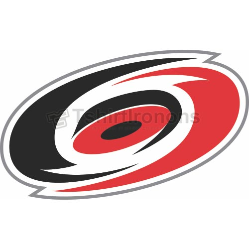 Carolina Hurricanes T-shirts Iron On Transfers N108