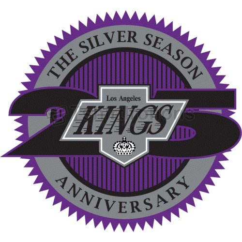 Los Angeles Kings T-shirts Iron On Transfers N177