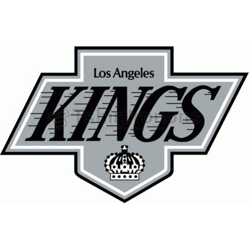 Los Angeles Kings T-shirts Iron On Transfers N178