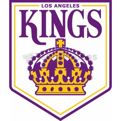 Los Angeles Kings T-shirts Iron On Transfers N181