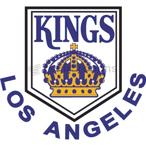Los Angeles Kings T-shirts Iron On Transfers N188