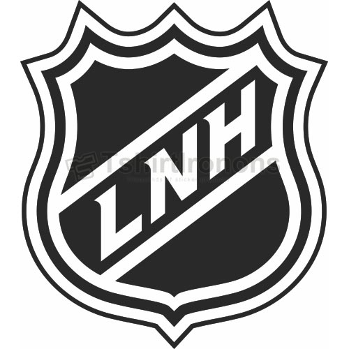 NHL T-shirts Iron On Transfers N255