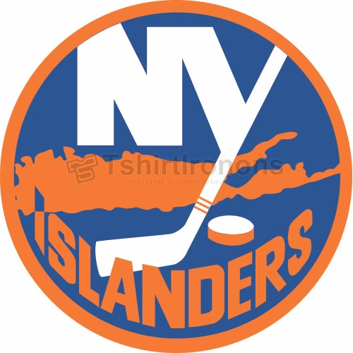 New York Islanders T-shirts Iron On Transfers N228