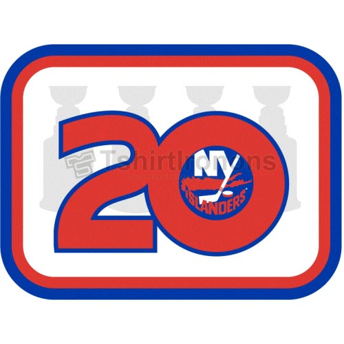 New York Islanders T-shirts Iron On Transfers N237