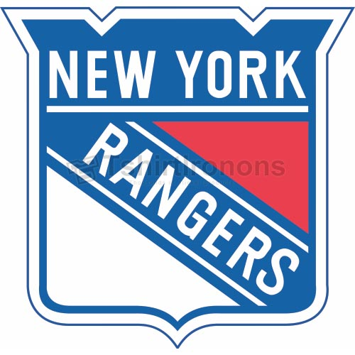 New York Rangers T-shirts Iron On Transfers N241