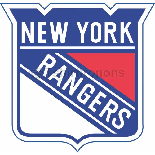 New York Rangers T-shirts Iron On Transfers N242