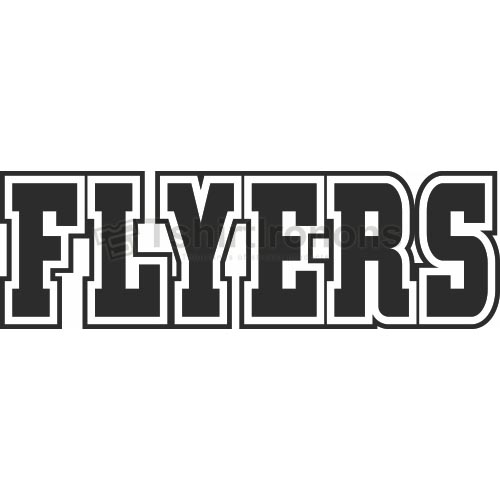 Philadelphia Flyers T-shirts Iron On Transfers N282