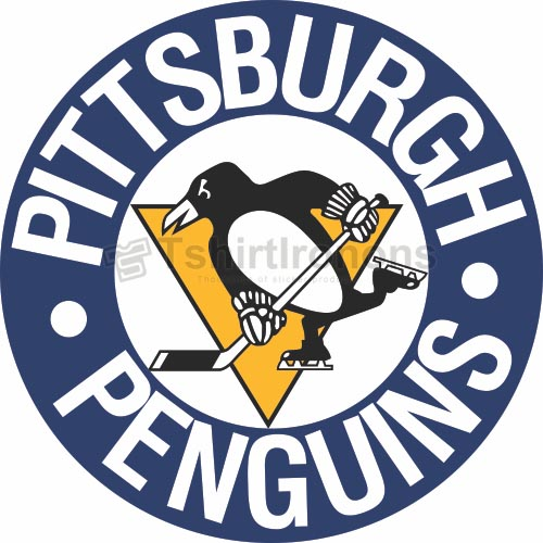 Pittsburgh Penguins T-shirts Iron On Transfers N301