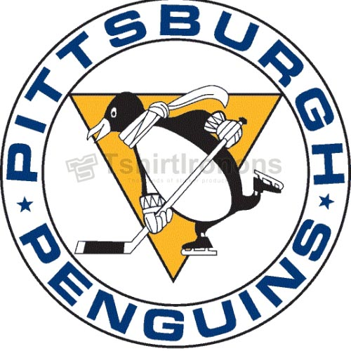 Pittsburgh Penguins T-shirts Iron On Transfers N303