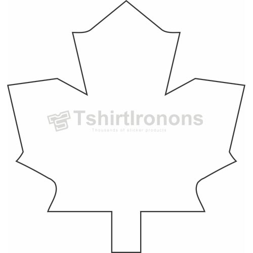Toronto Maple Leafs T-shirts Iron On Transfers N352