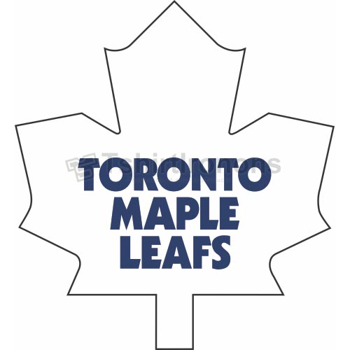 Toronto Maple Leafs T-shirts Iron On Transfers N354