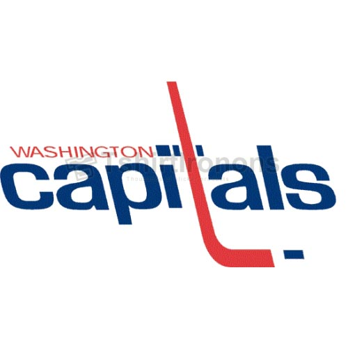 Washington Capitals T-shirts Iron On Transfers N375