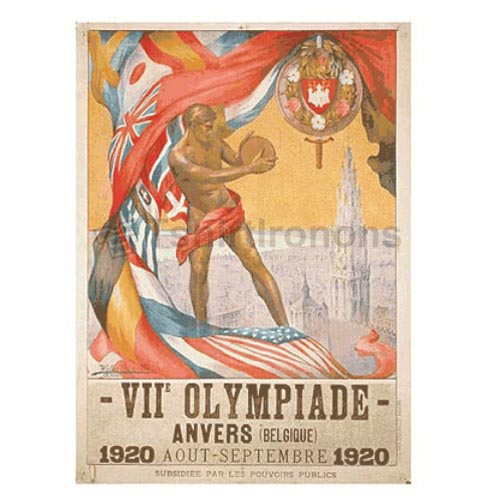 Olympics T-shirts Iron On Transfers N2137