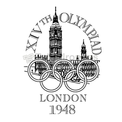 Olympics T-shirts Iron On Transfers N2142