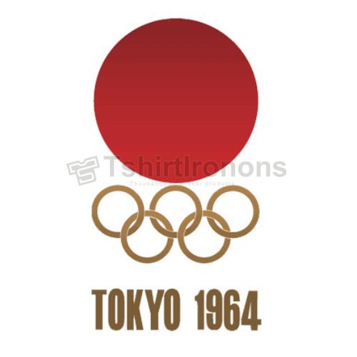 Olympics T-shirts Iron On Transfers N2146