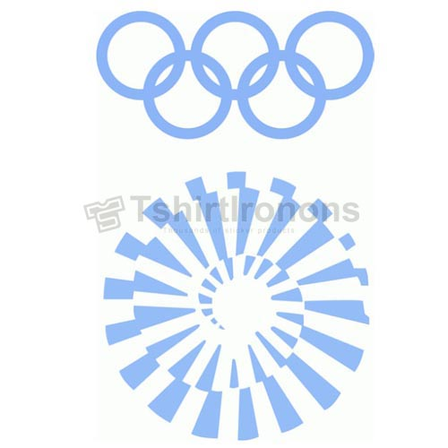 Olympics T-shirts Iron On Transfers N2148