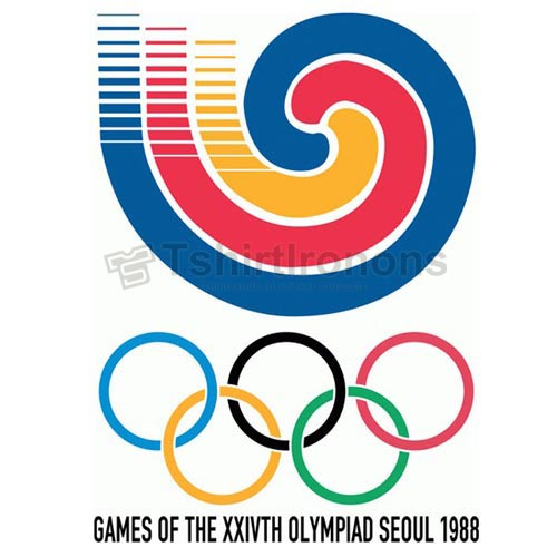 Olympics T-shirts Iron On Transfers N2152