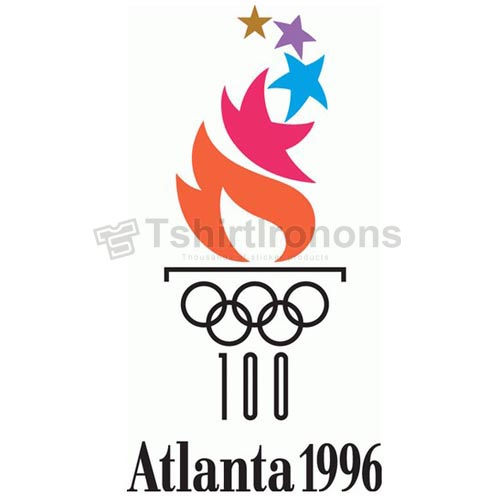 Olympics T-shirts Iron On Transfers N2154