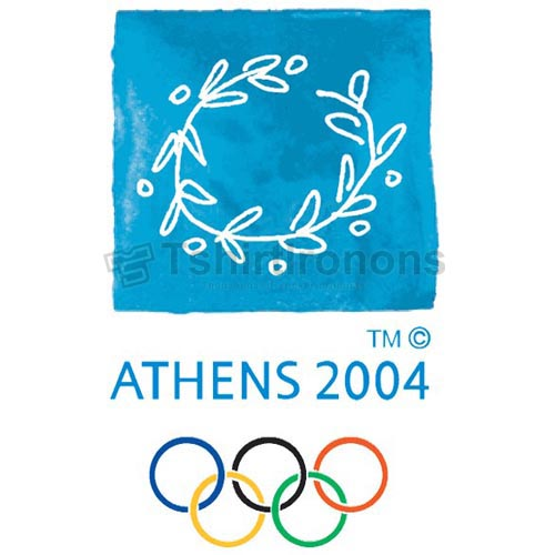 Olympics T-shirts Iron On Transfers N2160