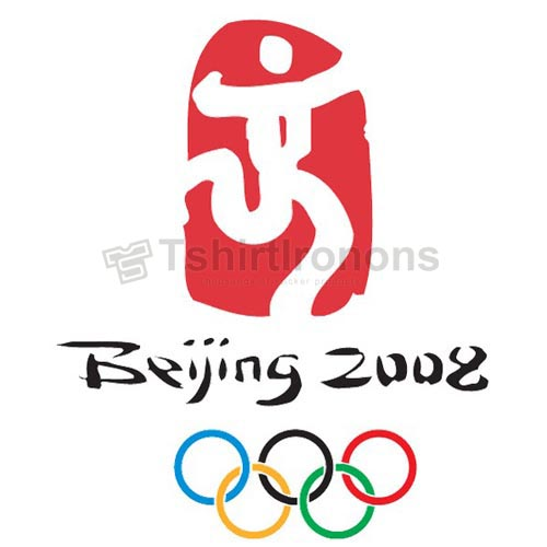 Olympics T-shirts Iron On Transfers N2166