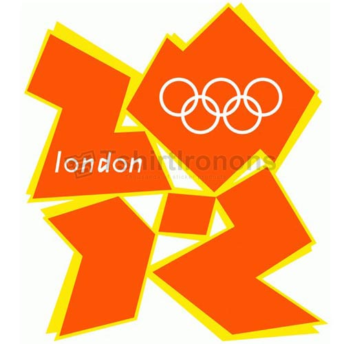 Olympics T-shirts Iron On Transfers N2168