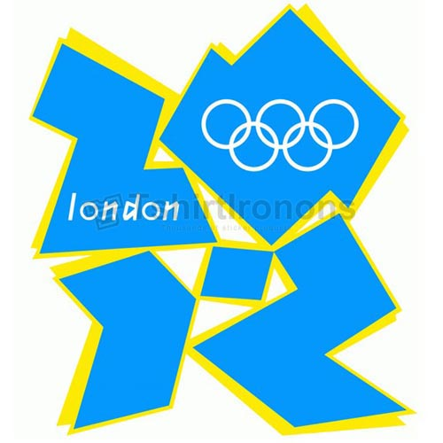Olympics T-shirts Iron On Transfers N2169